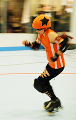 066 (Bawdy Czech) Tags: lcrd lava city roller dolls spit fires basin bombers bend oregon or skate wftda flat track april 2018 bout