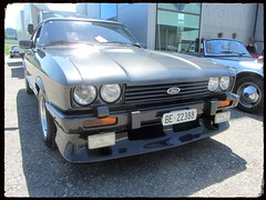 Ford Capri MkIII (v8dub) Tags: fordcapri mkiii schweiz suisse switzerland bleienbach german pkw voiture car wagen worldcars auto automobile automotive youngtimer old oldtimer oldcar klassik classic collector