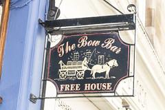 The Bow Bar, Victoria Street Edinburgh (newpeter) Tags: pub publichouses inns beer ale signs realale badges pubsigns edinburgh
