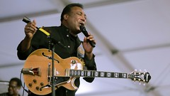 George Benson at the New Orleans Jazz and Heritage Festival on Sunday, April 29, 2018