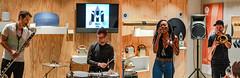 Three Fall & Melane @ Bang & Olufson Düsseldorf (freudensammler.photography) Tags: threefall melane jazz concert sonya7riii sonya7rm3 sony7020028gm
