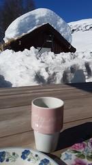 20180401_122946 (Malolesha) Tags: cabin winter coffee snow enjoy relax