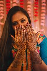 ranjana. (rafael-castillo) Tags: nikon d800 28mm wedding indian party preparation bride family ceremony marriage sari henna mehndi tattoo bridal prep art photography potd photooftheday rafaelcastillophoto bayareaphotographer eastbayphotographer norcalphotographer