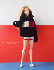 Gigi Hadid (seiya_mooncat) Tags: gigihadid barbie doll dolls osalina mattel photo photos mh 2018 monsterhigh2018 photoshoot barbie2018
