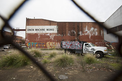 union machine works (eb78) Tags: ca california eastbay oakland abandoned blight urbandecay graffiti