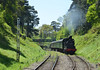 52322 in deepest rural Sussex (davids pix) Tags: 52322 lancashire yorkshire aspinall 1896 horwich works 1300 preserved steam lyr locomotive groombridge station spa valley railway 2018 05052018