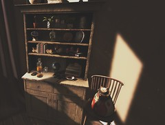 Tresures (ohemmaness) Tags: chimia candle cauldron {cc} nylon outfitters no 8f8 tres blah {vespertine} birdy consignment con rh haikei what next dad design velika rituals vr