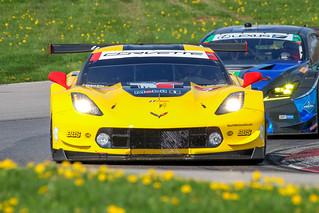 3 Corvette Racing Corvette C7.R