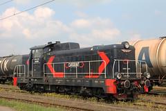 LK EU07-093 , Wrocław Brochów train station 12.05.2018 (szogun000) Tags: wrocław poland polska railroad railway rail pkp station wrocławbrochów engine locomotive lokomotywa локомотив lokomotive locomotiva locomotora diesel spalinowóz switcher shunter 6d sm42 sm422048 cargounit lk lotos lotoskolej d29132 d29277 d29349 d29763 d29764 d29765 d29750 e30 e59 dolnośląskie dolnyśląsk lowersilesia canon canoneos550d canonefs18135mmf3556is