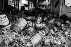 Old Car City (dpsager) Tags: bw dpsagerphotography f1n film ga georgia junk kodak oldcarcity tmax100 junkyard