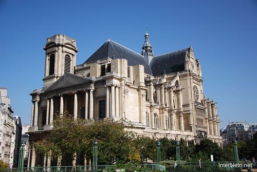 Париж Сент-Есташ InterNetri  France 072