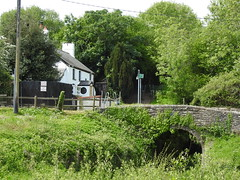 Pensarn Cottage & Bridge, Monmouthshire-Brecon Canal, Newport 18 May 2018 (Cold War Warrior) Tags: bridge cottage canal newport