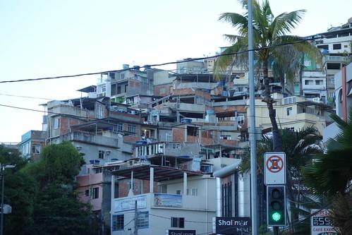 La favela de Vidigal