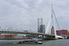 Rotterdam : le Pont Erasme (bernarddelefosse) Tags: ponterasme erasmusbrug nouvellemeuse nieuwemaas rotterdam hollandeméridionale paysbas