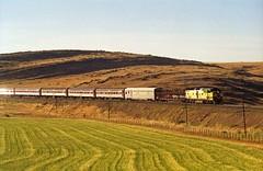 Last Week for AN Overland (Aussie foamer) Tags: clp12 clpclass clyde emd mka morrisonknudson commonwealthrailways australiannational theoverland passengertrain train railway locomotive rpauclpclass rpauclpclassclp12 clclass cl15