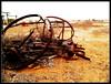 The wheels have fallen off (bushman58929) Tags: abandoned bushman58929 australia ruins outback olympus digital reddirt country