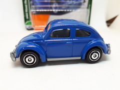 MATCHBOX 1962 VW BEETLE NO4 1/64 (ambassador84 OVER 9 MILLION VIEWS. :-)) Tags: matchbox vwbeetle diecast