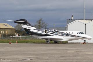 Air Partners Corp. Cessna 750 Citation X C-FWRX