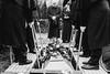 Into the soil (psarasmus) Tags: funeral soil bianconero black bianco blackwhite blackandwhite bw bnw church cemetery dead old ropes priest sad end