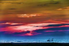 Foggy Ocean Morning (Bob90901) Tags: foggy ocean morning fireislandnationalseashore longisland newyork civiltwilight autumn dawn rpg90901 clouds sky water fall shore seascape seashore sunrise canon 6d canonef70200mmf28lisiiusm canon70200f28lll 2016 october 0719