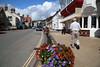 Beer, Devon, UK (crafty1tutu (Ann)) Tags: travel holiday unitedkingdom uk england devon beer village harbour lymebay jurassiccoast crafty1tutu canon5dmkiii canon24105lserieslens anncameron 2017 road flower sky
