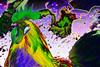 Gallo de corral (seguicollar) Tags: imagencreativa photomanipulación art arte artecreativo artedigital virginiaseguí gallo corral cresta pico verde colorido brillante