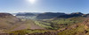 A New Land Breathes (johnkaysleftleg) Tags: newlandsvalley lakedistrict lakes landscape cumbria ardcrags catbells robinson hindscarth highspy maidenmoor riggbeck morning morninglight canoneosm spring