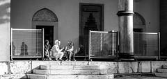 Bosnia and Herzegovina, Sarajevo -2018 (Cornelis photographer / author) Tags: woman vrouwen frauen people mensen mensche sarajevo bosniëenherzegovina bosniaandherzegovina bosnienundherzegowina leica leivadtype109 d 109 mosque moschee moskee dlux typ109 leicadlux