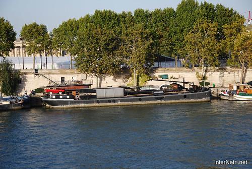 Париж Сена InterNetri  France 122