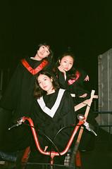 000097080015 (吳尖尖) Tags: photography photo portrait girl graduation taiwan kaohsiung 2018 negative