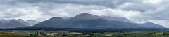 Scottish Highlands (mhoffman1) Tags: bennevis greatbritain highbridge scottishhighlands sonyalpha sonya100 speanbridge landscape mountains pano panoramic scotland unitedkingdom gb