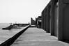 Cazado (Lograi) Tags: barcelona cataluña catalunya catalonia españa espanya spain geoetiquetada geotagged fotógrafo photographer paseo marítimo promenade mar sea bw blancoynegro byn blackandwhite blackwhite bn