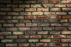 brick wall background. a natural light source. with the shadow and rays of the sun (Jurka82) Tags: wall brick old red texture background stone block interior rough grunge cement architecture concrete dirty material pattern horizontal solid painted white natural sunset shadow light sun broken paint brickwork black brown antique retro wreck plaster masonry weathered built abandoned aging backgrounds bricks cracks level renaissance rusty square view rustic darkth