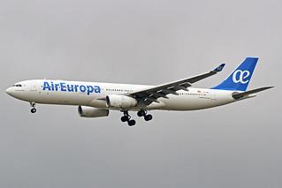 Air Europa Airbus A330-343X EC-MHL