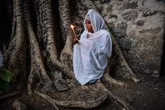 Epiphany Celebrations (Leonid Plotkin) Tags: africa celebration christian christianity church epiphany ethiopia festival gondar gonder pilgrim pilgrimage pilgrims religion religious timkat tradition traditional