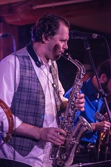 20180106_0237_1 (Bruce McPherson) Tags: brucemcphersonphotography theelectricmonks timsars emilychambers brendankrieg guiltco livemusic jazzmusic livejazzmusic saxophone trombone guitar electricguitar electricbass bass drums jazzdrummer lowlight lowlightphotography concert gastown vancouver bc canada