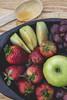 Healthy Food (Alex Ballesteros Gaviria) Tags: comida alimentos producto menú fotografía healthy food saludable vegetales frutas luznatural