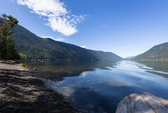 Lake Crescent Morning