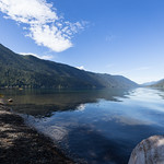 Lake Crescent Morning thumbnail