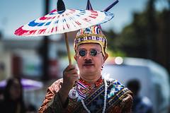 Songkran Festival, Hollywood, California (paccode) Tags: festival d850 shades street people sunglasses tourist costume posing california colorful celebration candid concern umbrella glasses urban losangeles unitedstates us