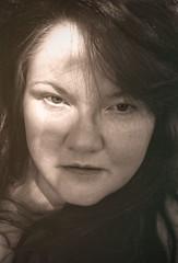 Sometimes I Cry... (Southern Darlin') Tags: me self selfportrait photography photo portrait face closeup moody mature sensual emotive