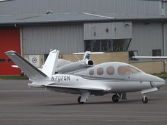N707SN Cirrus Vision SF50 Vision Jet Inc Trustee (Aircaft @ Gloucestershire Airport By James) Tags: gloucestershire airport n707sn cirrus vision sf50 jet inc trustee bizjet egbj james lloyds