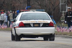 Columbus Police Department (Evan Manley) Tags: columbus ohio policedepartment fordcrownvictoria highway police