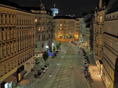 Vienna, Porzellangasse