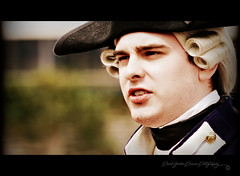 Cinemascope (PAUL YORKE-DUNNE) Tags: officer plymouthpiratesdayinthebarbican army soldier cinemascope