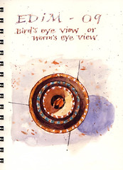 Every Day in May (Sherry Schmidt) Tags: everydayinmay edm edim garden gardening sketch sketchbook watercolor watercolour art painting