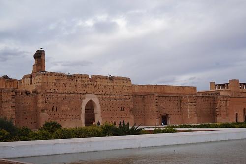 El Badii Palace, Marrakech, Morroco