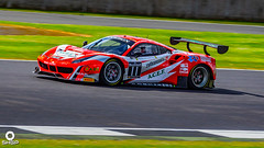 Blancpain 2017 (42 of 129) (SHGP) Tags: blancpain gt series silverstone 2016 race circuit motorsport racing car fast canon 700d sigma 18250mm outdoor light white speed auto sport vehicle scuderia praha ferrari 488 gt3 worldcars steven harrisongreen shgp black monochrome