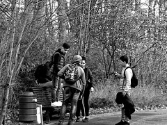 L'insouciance - The recklessness (p.franche Visit(ez) mes expositions) Tags: panasonic lumix fz200 bruxellesbrussel brussels belgium belgique belgïe europe pfranche pascalfranche dxo phototab schaerbeek schaarbeek parcjosaphat josaphatpark pepole urban snapshot streetshot instantané jeunes young skancheli monochrome noiretblanc blackandwhite zwartwit blanconegro schwarzweis μαύροκαιάσπρο inbiancoenero 白黒 黑白 чернобелоеизображение svartochvitt أبيضوأسود mustavalkoinen שוואַרץאוןווייַס bestofbw fille garçon élève banc girl boy student bench woman frau 女子 여성 kvinde mujer nainen γυναίκα אישה امرأة nő wanita bean kona donna 女 kvinne kobieta mulher женщина kvinna žena หญิง đànbà vrouw
