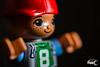 Lego Low Key Portrait (Fippo Gomes) Tags: lowkey macro macromondays